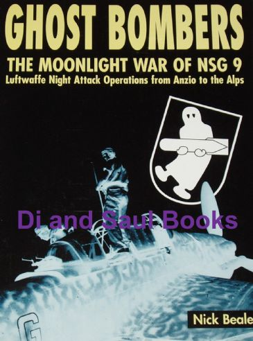 Ghost Bombers - The Moonlight War of NSG9